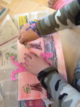 Workshops illustreren voor kinderen en scholenbezoeken. Variërend van 1 uur tot een lessenreeks. Te boeken via de SSS (www.sss.nl) of op aanvraag.