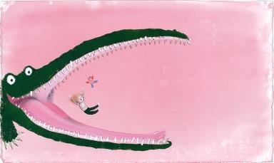 Ik denk mezelf een tijger, met gedichten van Mieke van Hooft, Clavis 2017