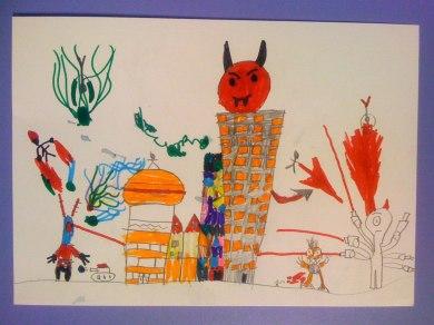 Workshop illustreren voor de Fiep Westendorp Foundation