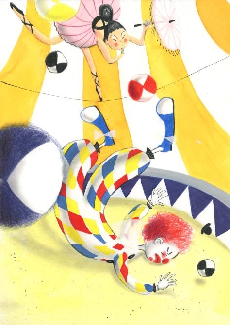 Clown Curry