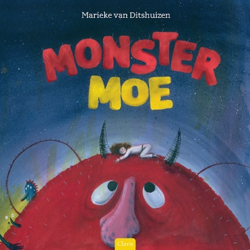 Monsters, slapengaan, nachtlampje, (niet) bang in het donker, kinderboekenweek 2017