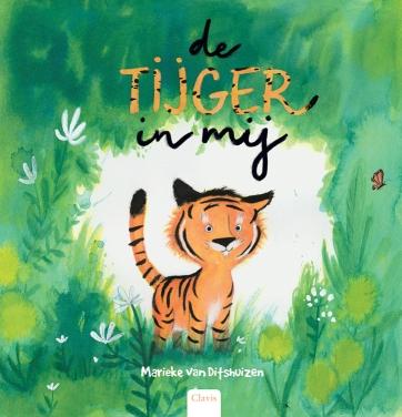 Omslag De tijger in mij, juni 2018